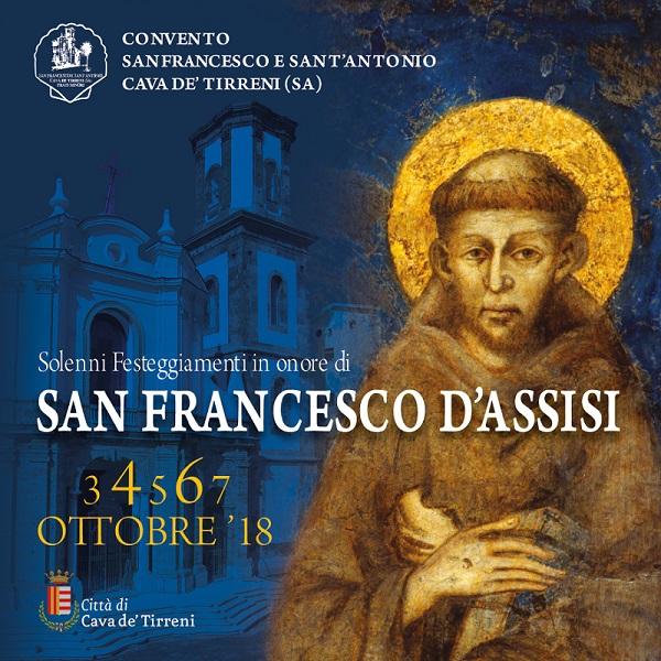 Festa San Francesco 2018